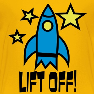 Lift Off - Kids' Premium T-Shirt