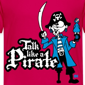 Talk like a Pirate Shirts - Teenage Premium T-Shirt