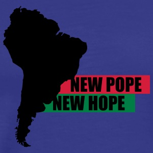 New hope, new pope - Men's Premium T-Shirt