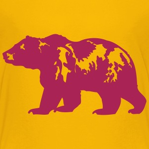 grizzly Shirts - Teenage Premium T-Shirt