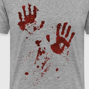 bloodyhands T-Shirts - Men's Premium T-Shirt