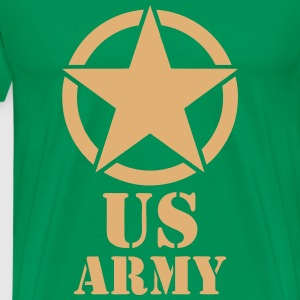 us army design T-Shirts - Men's Premium T-Shirt