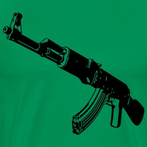 Machine gun T-Shirts - Men's Premium T-Shirt