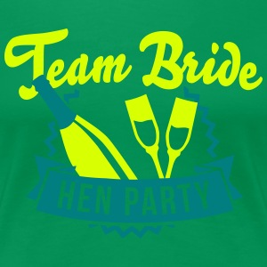 Team Bride - Hen Party T-shirts - Premium-T-shirt dam