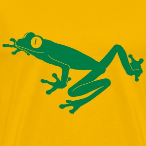 grenouille Tee shirts - T-shirt Premium Homme