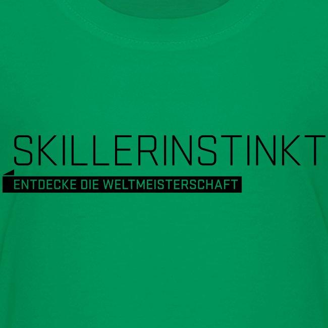 Skillerinstikt Teenager T-Shirt