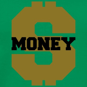 Money T-shirts - Herre premium T-shirt
