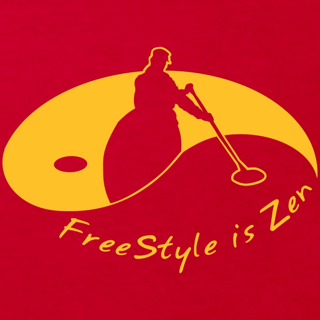 FreeStyle is Zen Kinder Bio Shirt