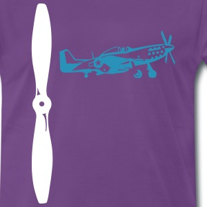 propeller T-Shirts - Men's Premium T-Shirt