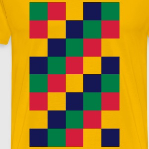 Color matcher  T-shirts - Herre premium T-shirt