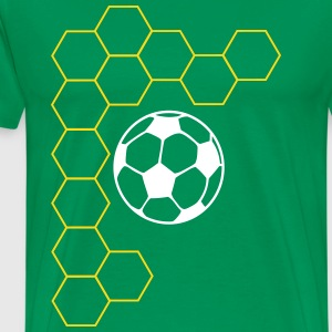 football net T-shirts - Premium-T-shirt herr
