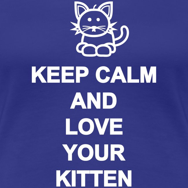 Love your kitten