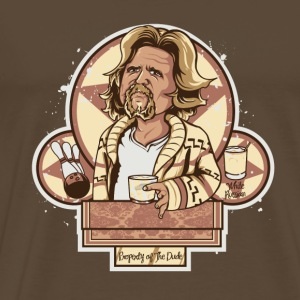 The Dude - Men's Premium T-Shirt