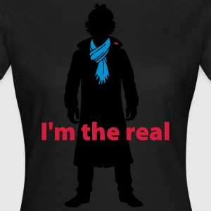Sherlock: I'm the real 2 T-Shirts - Frauen T-Shirt