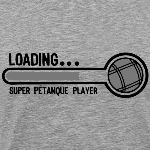 petanque boule loading super player1