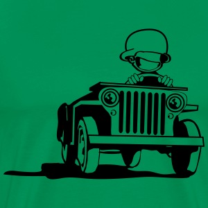 jeep T-Shirts - Men's Premium T-Shirt
