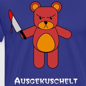 Killer Teddy - Männer Premium T-Shirt