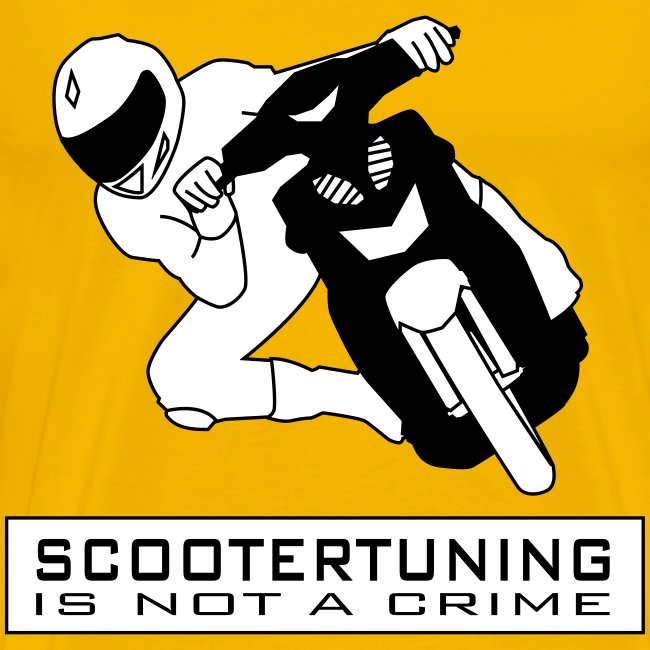 Scootertuning is not a crime II