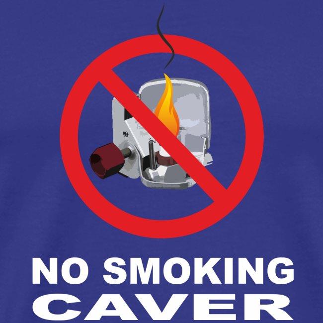 No smoking caver