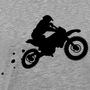 motor bike T-Shirts - Men's Premium T-Shirt