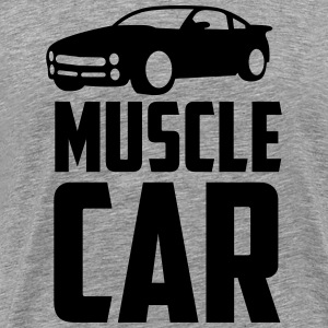 muscle car T-Shirts - Men's Premium T-Shirt