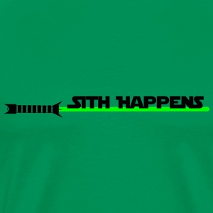 Sith happens T-Shirts - Men's Premium T-Shirt