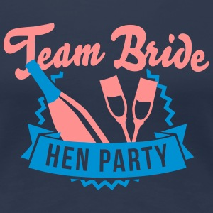 Team Bride - Hen Party T-Shirts - Women's Premium T-Shirt