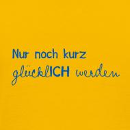 Motiv ~ Männer T-Shirt Motto 2013 gelb