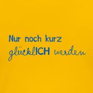 Motiv ~ Damen T-Shirt Motto 2013 gelb