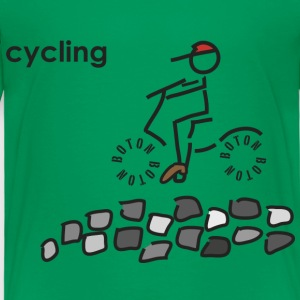 Cycling T-Shirts - Kinder Premium T-Shirt