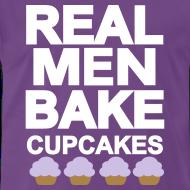 Motiv ~ real men bake cupcakes