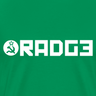 Design ~ radge on green