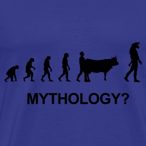 Evolution mythologie - T-shirt Premium Homme