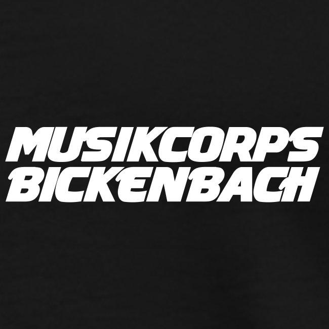 MCB Männer T-Shirt groß