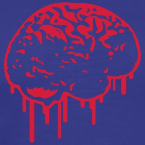 Blood Brain T-shirts - Herre premium T-shirt