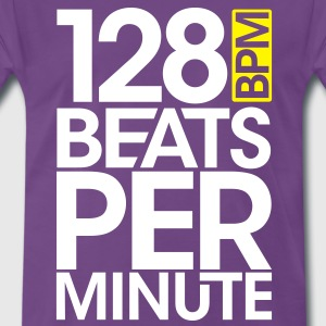128 Beats Per Minute T-Shirts - Men's Premium T-Shirt