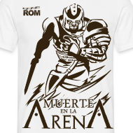 Diseño ~ Camiseta MARCVS Deluxe