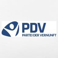 Motiv ~ T-Shirt PDV-Logo klein für Frauen