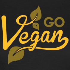 go vegan T-Shirts