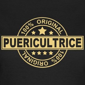puericultrice - T-shirt Femme