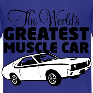 Greatest Muscle Car - Javelin - Kinder Premium T-Shirt