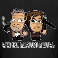 Design ~ Chibi Dixon Bros Shirt (Female)
