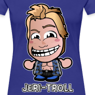 Design ~ Chibi Jeri-Troll Shirt (Female)