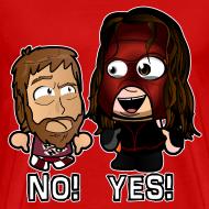 Design ~ Chibi Kane and Bryan - Yes No