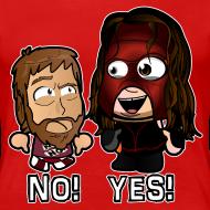 Design ~ Chibi Kane and Bryan - Yes No (Female)