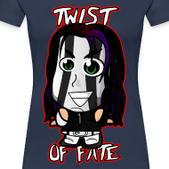Design ~ Chibi Jeff Hardy - Twist of Fate (Female)