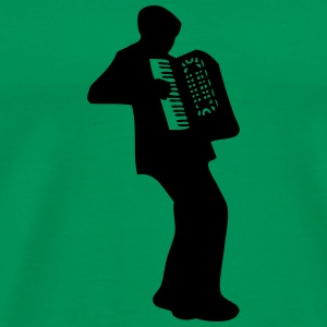 accordeon T-Shirts - Männer Premium T-Shirt