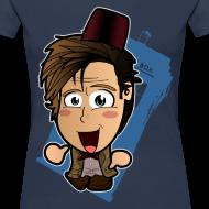 Design ~ Chibi Doctor - 11th Shirt (Female)