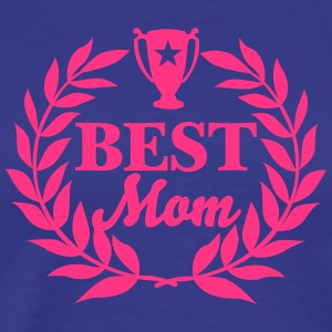 best mom trophy T-shirts - Mannen Premium T-shirt