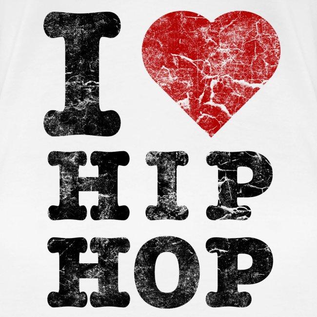 T-Shirt I Love HipHop